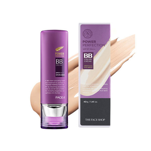 KEM NỀN BB CREAM FACE IT POWER PERFECTION 40ML