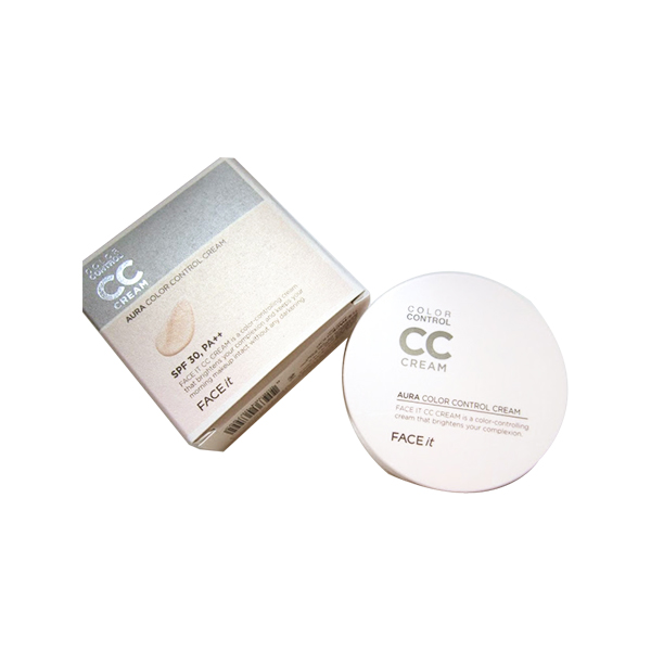 PHẤN NƯỚC CC CREAM THE FACE SHOP