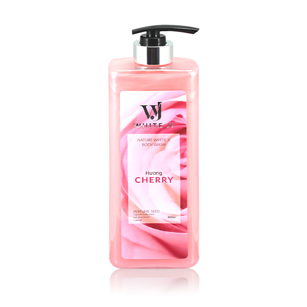 WHITE JI HƯƠNG CHERRY 400ML