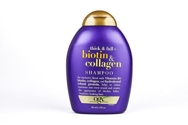 dầu gội trị rụng tóc Biotine và Collagen OGX